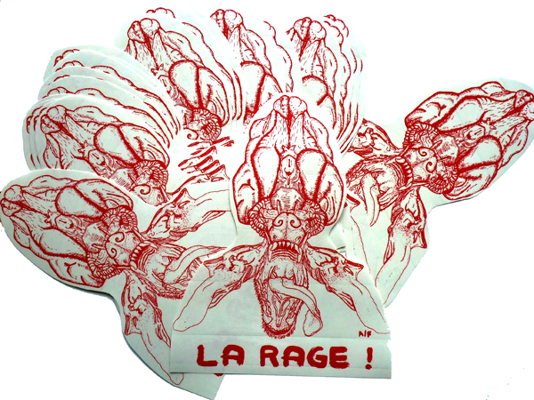 sticker_la_rage