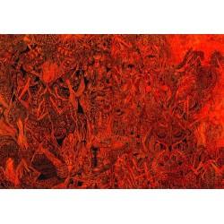 Sam Rictus orange