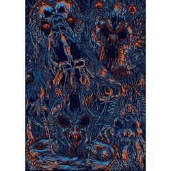 Sam Rictus 2 orange